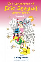 Cover of Book 2 - A Fairy's Wish