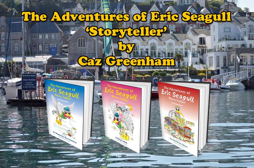 The Adventures of Eric Seagull 'Storyteller' series