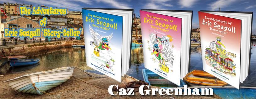 Books by Caz Greenham